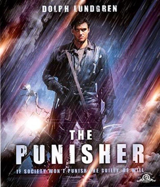 Punisher, The (1989) Blu-ray
