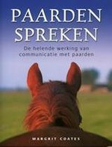 Boek cover Paarden spreken van Margrit Coates (Paperback)
