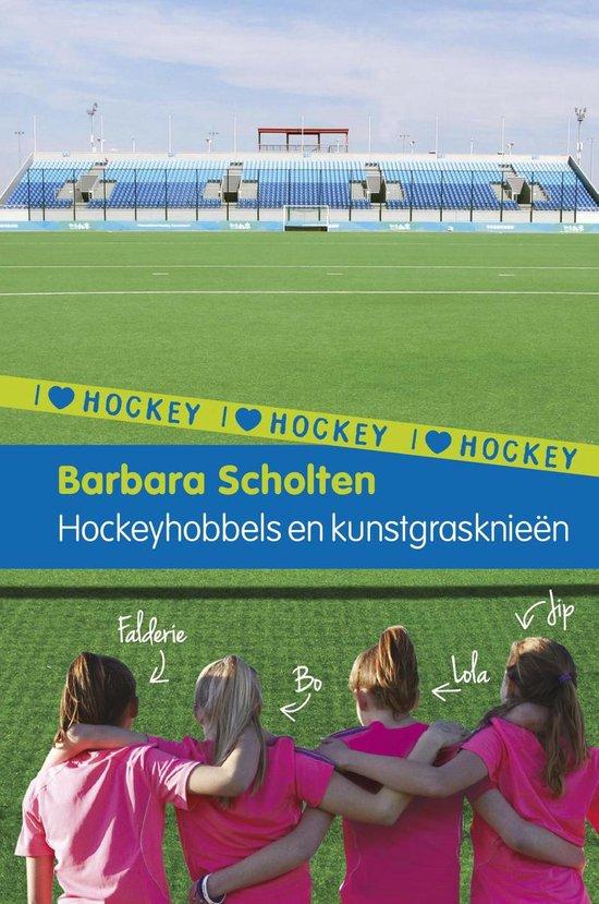 I Love Hockey 1 - Hockeyhobbels en kunstgrasknieën - Barbara Scholten |
