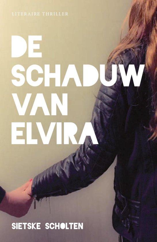 Omslag van De schaduw van Elvira