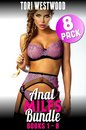 Anal MILFs Bundle 8-Pack : Books 1 - 8 (Anal Sex Erotica MILF Erotica Virgin Erotica First Time Erotica First Time Anal Virgin Erotica Age Gap Erotica)