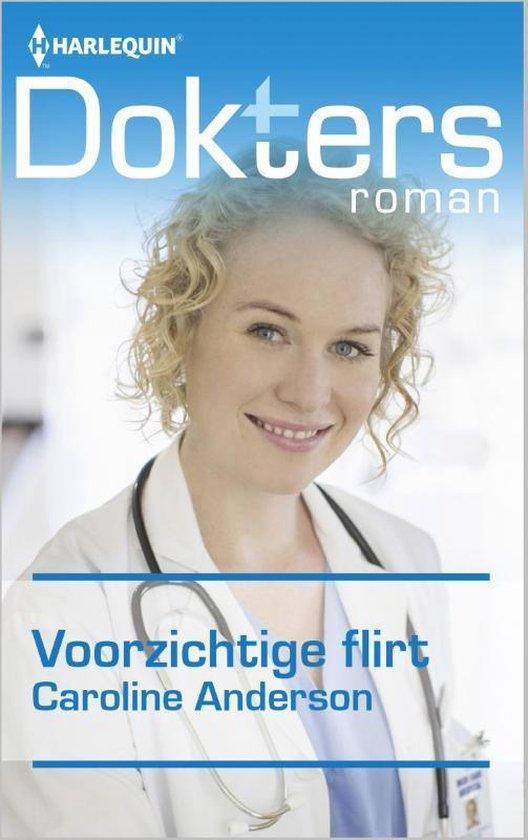 Voorzichtige flirt - Doktersroman 69A - Caroline Anderson |