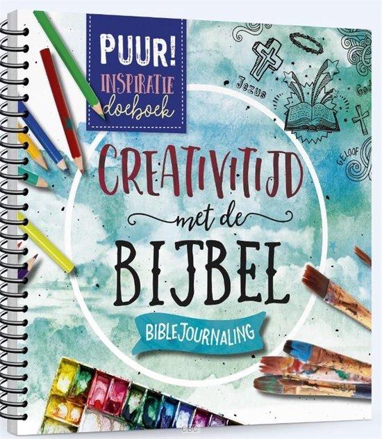 PUUR! - Creativitijd met de Bijbel - Linette Trapman  