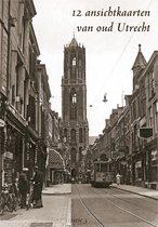 Wenskaarten Set - Utrecht - 12 ansichtkaarten van oud Utrecht (serie 3)