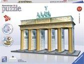 Ravensburger 3D puzzel - Brandenburger Tor