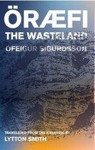 Boek cover Oraefi van Ofeigur Sigurdsson