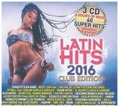 Latin Hits 2016 (Club Edition/3Cd)