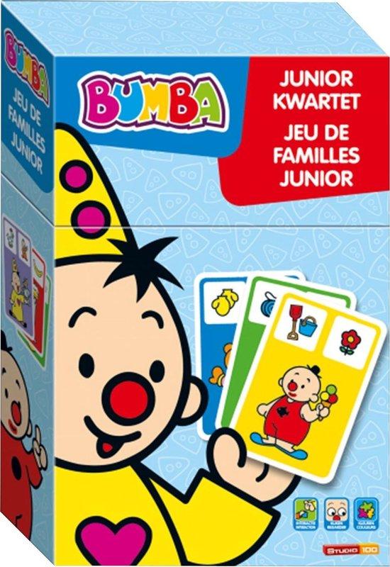 Afbeelding van het spel Studio 100 Kwartet Bumba Junior Nl-fr