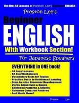 Preston Lee's Beginner English With Workbook Section For Japanese Speakers