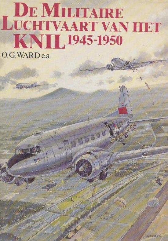 De militaire luchtvaart van het KNIL 1945-1950.