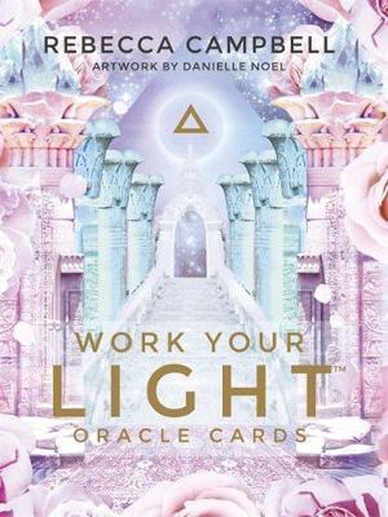 Afbeelding van Campbell, R: Work Your Light Oracle Cards speelgoed
