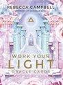 Afbeelding van het spelletje Campbell, R: Work Your Light Oracle Cards