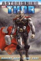 Omslag Astonishing Thor