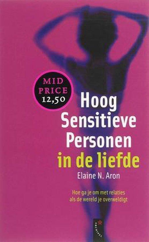 Hoog Sensitieve Personen In De Liefde - Elaine N. Aron |