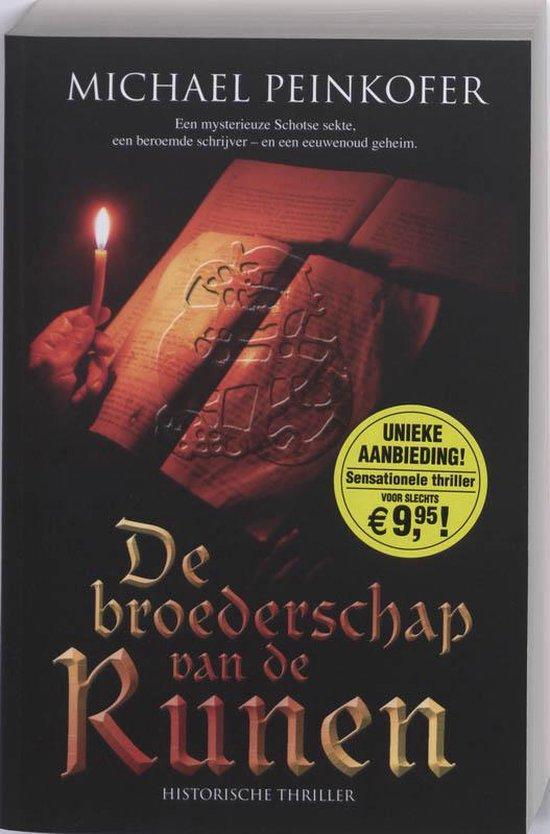 De Broederschap Van De Runen - M. Peinkofer pdf epub