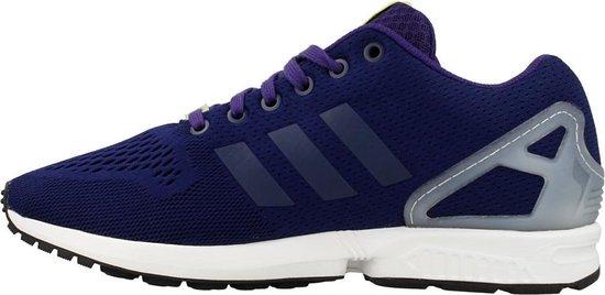 Adidas ZX Flux AF6320 Dark Blue- Sneakers Heren- Maat 43 1/3
