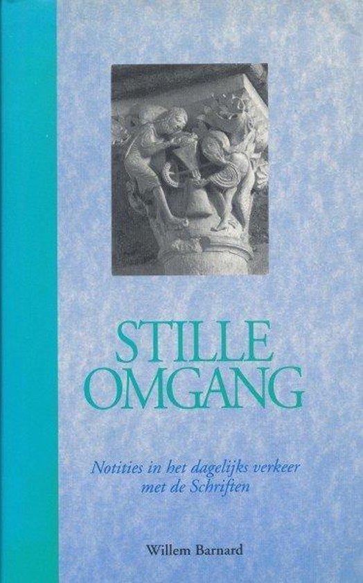 Boek cover Stille omgang van Willem Barnard (Hardcover)