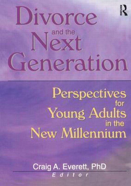 Afbeelding van Divorce and the Next Generation