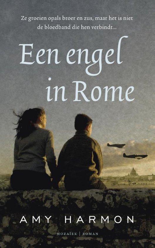 Een engel in Rome - Amy Harmon | Fthsonline.com