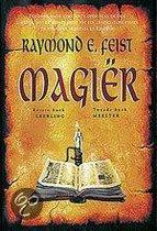 Magier (Eerste boek: Leerling - en tweede boek: Meester)