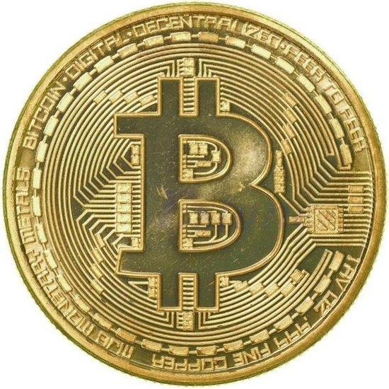 Afbeelding van Bitcoin munt