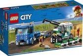 Afbeelding van LEGO City Maaidorser Transport - 60223