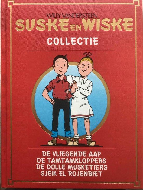 Suske en Wiske Lecturama collectie de delen 087 t/m 090