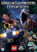 Lego Jurassic World: Secret Exhibit