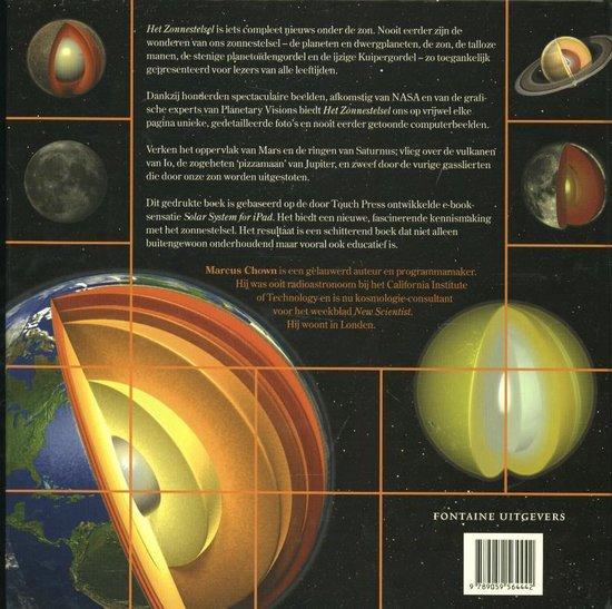 Het zonnestelsel - Marcus Chown