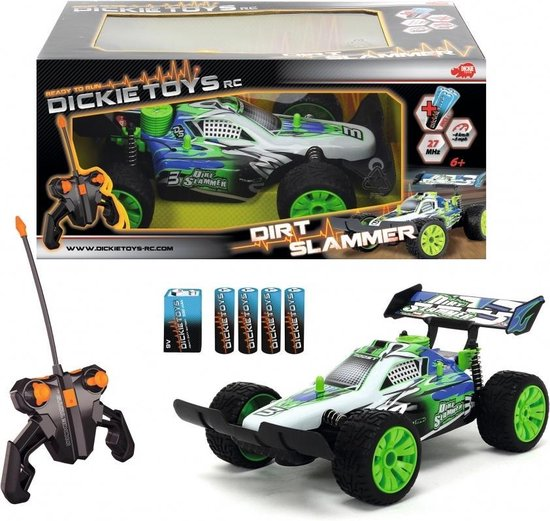 Dickie RC Dirt Slammer - Dickie