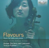 Flavours: Music For Cello