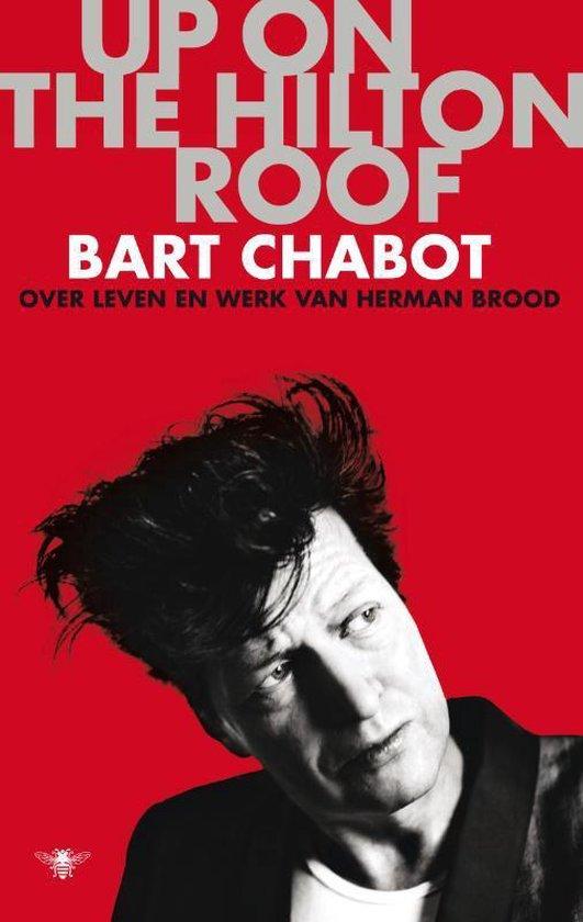 Boek cover Up on the Hilton roof van Bart Chabot (Paperback)