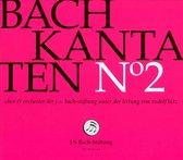 Bach Kantaten No 2