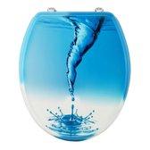Cornat wc-bril Water