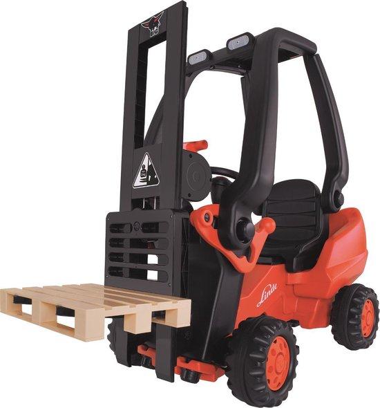 BIG - Linde Forklift