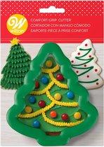 Wilton Koekjesuitsteker - Kerstboom - 10x10 cm