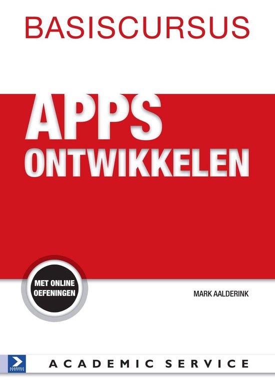 Basiscursus Apps ontwikkelen - Mark Aalderink |