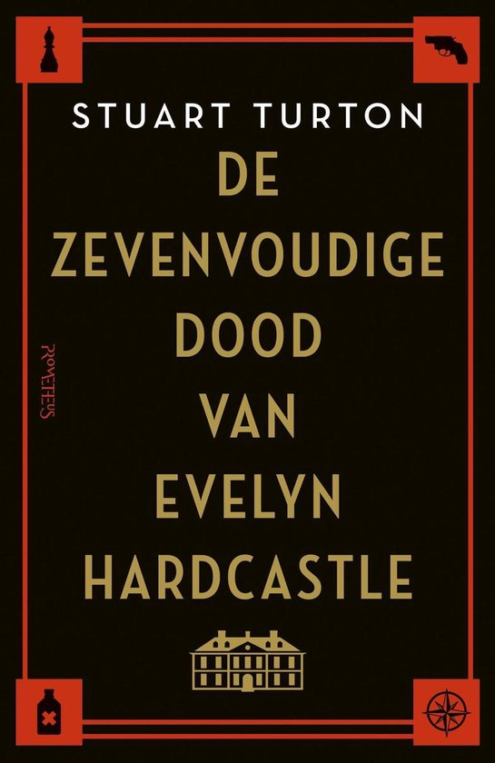 De zevenvoudige dood van Evelyn Hardcastle - Stuart Turton |