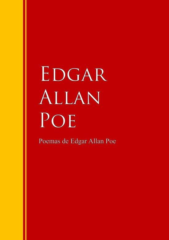 Boek cover Poemas van Edgar Allan Poe (Onbekend)