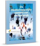 De maatschappelijke context van sociaal werk