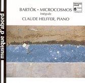 Bartok: Mikrokosmos- Integrale / Claude Helffer