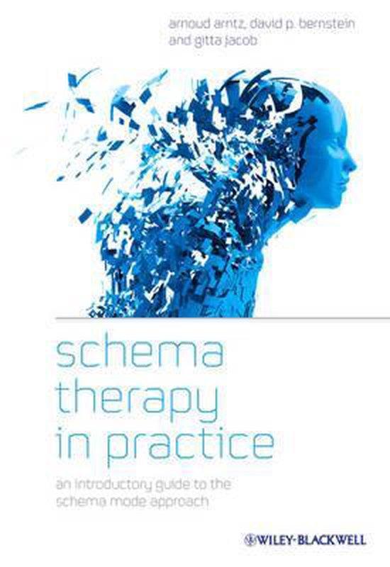Boek cover Schema Therapy in Practice van Arnoud Arntz (Hardcover)