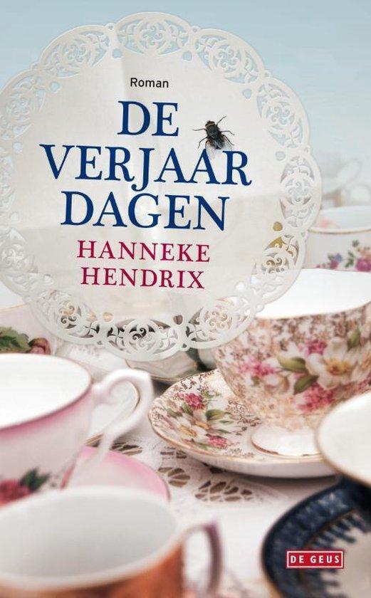 De verjaardagen - Hanneke Hendrix |