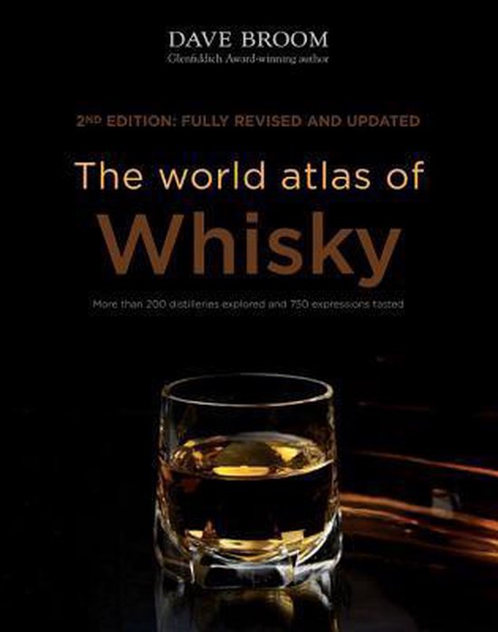 Boek cover The World Atlas of Whisky van  (Hardcover)