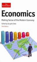 Boek cover Economics van The Economist