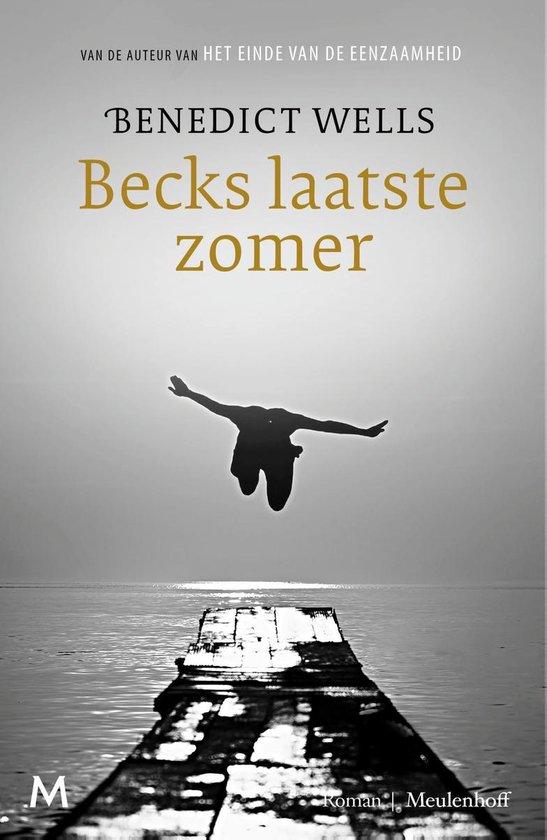 Boek cover Becks laatste zomer van Benedict Wells (Onbekend)