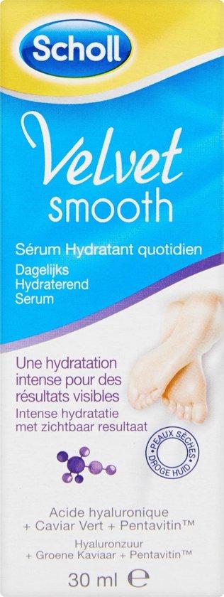 Scholl Velvet Smooth Hydraterend Serum - 30 ml