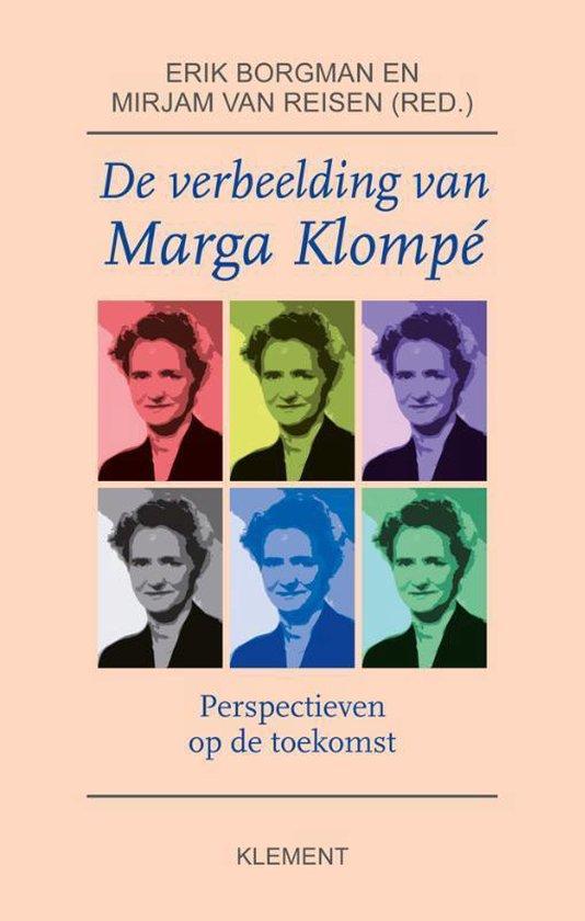 De verbeelding van Marga Klompe - Borgman Erik  