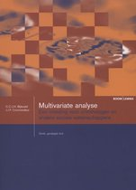 Boom studieboeken criminologie - Multivariate analyse