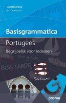 Boekomslag van 'Prisma basisgrammatica Portugees'